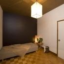 I邸・昭和レトロ喫茶風の写真 2Fベッドルーム1