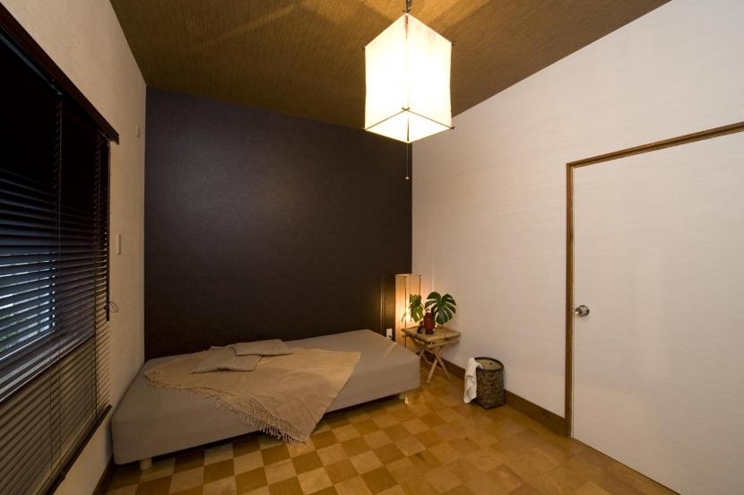 I邸・昭和レトロ喫茶風の部屋 2Fベッドルーム1