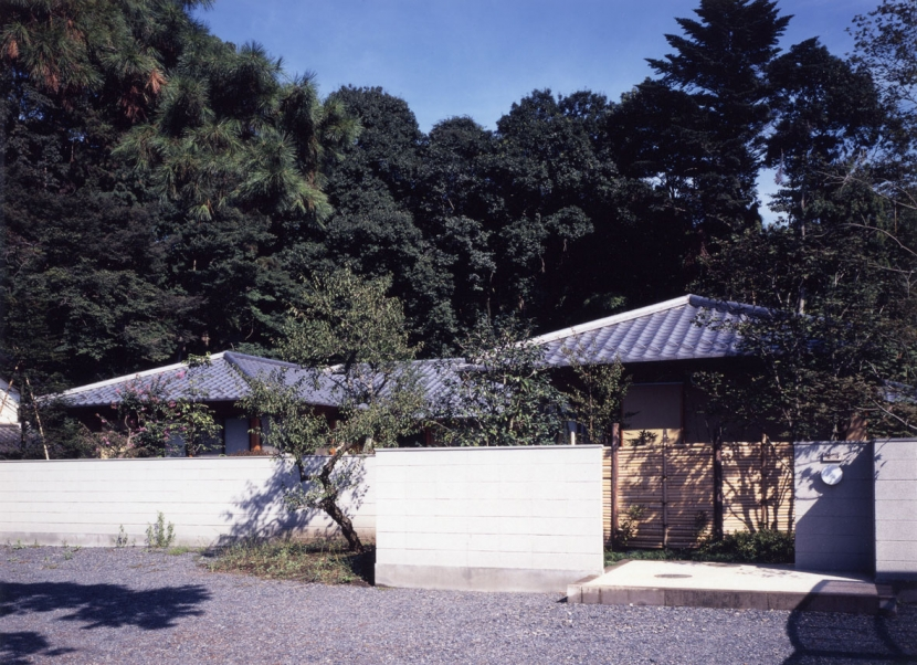 建築家:新井敏洋「和風平屋の住まい」