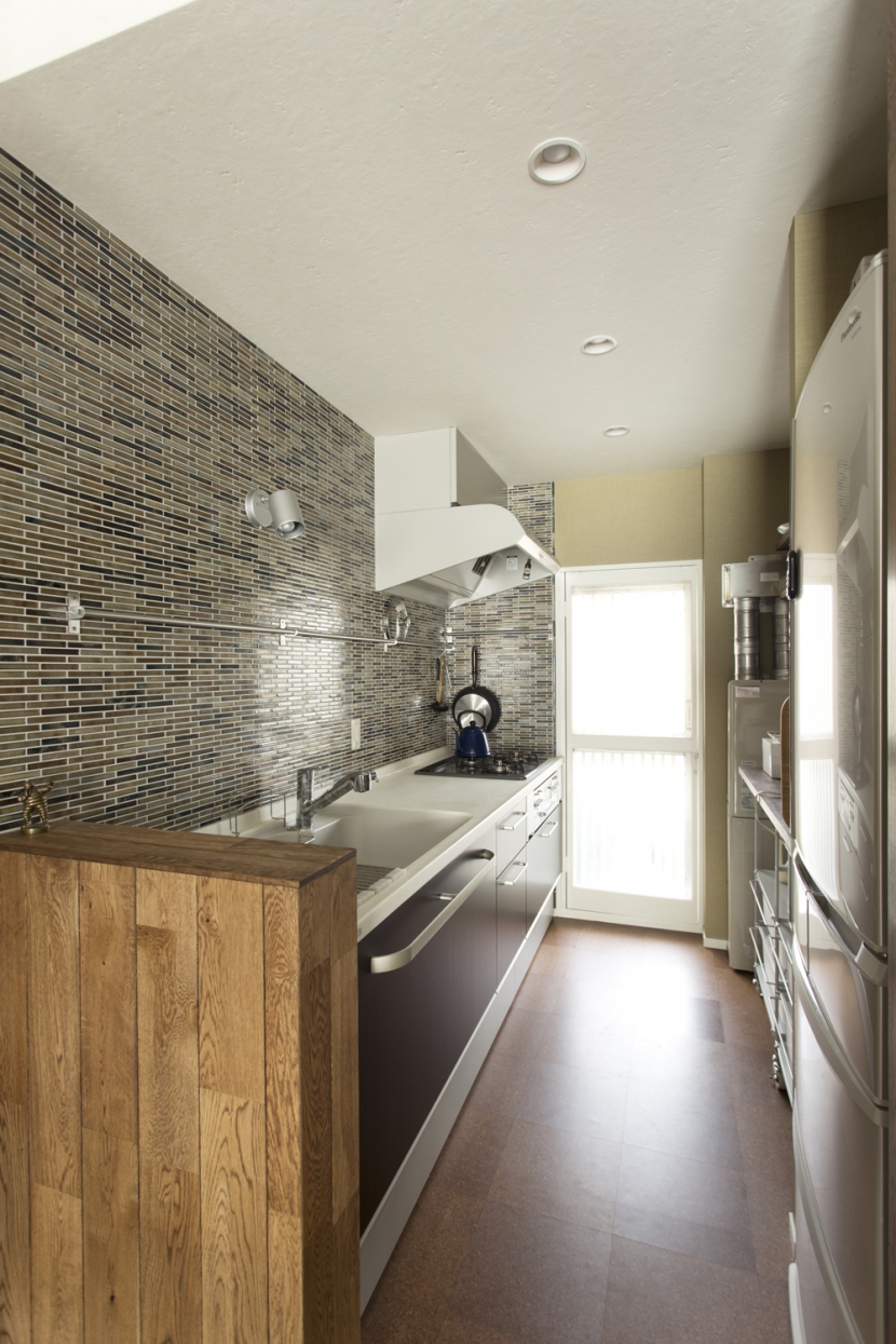 n邸・どこか懐かしい雰囲気に包まれて暮らすの部屋 キッチン