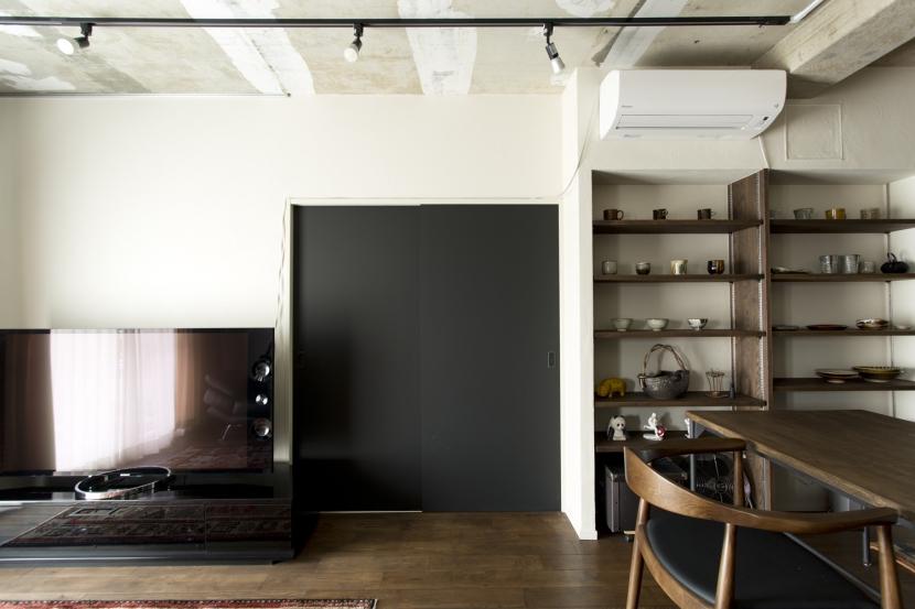 リフォーム・リノベーション会社:スタイル工房「n邸・どこか懐かしい雰囲気に包まれて暮らす」