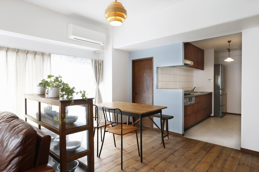S邸・Shine&colorful HOMEの部屋 ダイニングキッチン