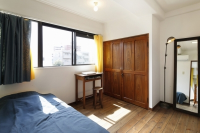 寝室2 (S邸・Shine&colorful HOME)