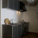 I字型キッチン