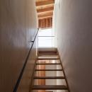 対のいえの写真 階段