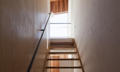 対のいえ (階段)