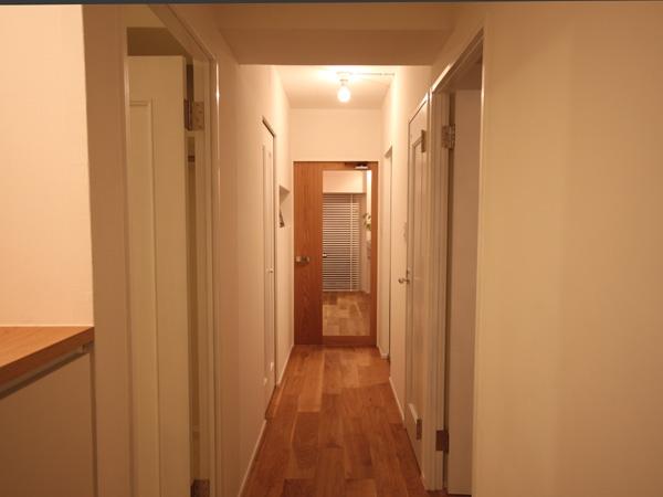 CORE~もっと自由に暮らそう~の部屋 廊下