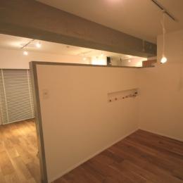 部屋3(ベッドスペース)