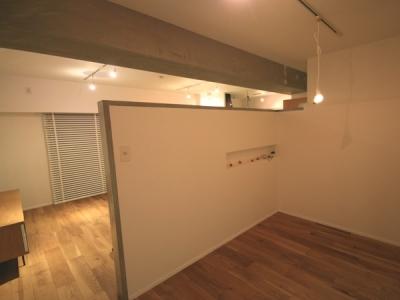 部屋3(ベッドスペース) (CORE~もっと自由に暮らそう~)