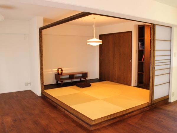 VIOLA~広々LDK±畳空間~の部屋 和室