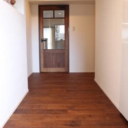 VIOLA~広々LDK±畳空間~ (玄関廊下)