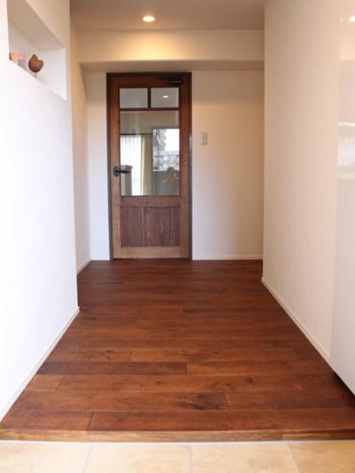 玄関廊下 (VIOLA~広々LDK±畳空間~)