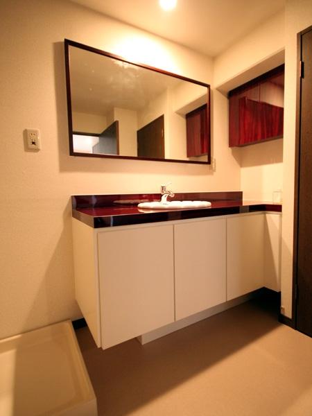 VIOLA~広々LDK±畳空間~の部屋 洗面所