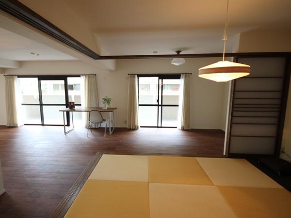 VIOLA~広々LDK±畳空間~の部屋 和室2