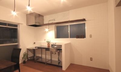HAKUZANSOU~白山荘~ (キッチン)