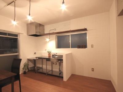 キッチン (HAKUZANSOU~白山荘~)