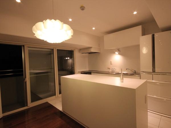 WNYの部屋 キッチン