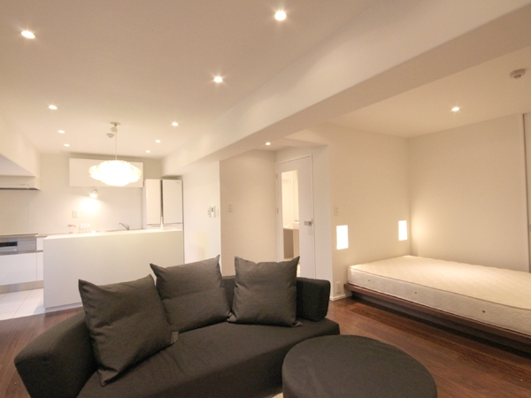 WNYの部屋 LDK(ベッドスペース)