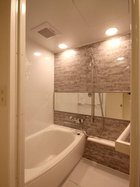 WNYの部屋 バスルーム