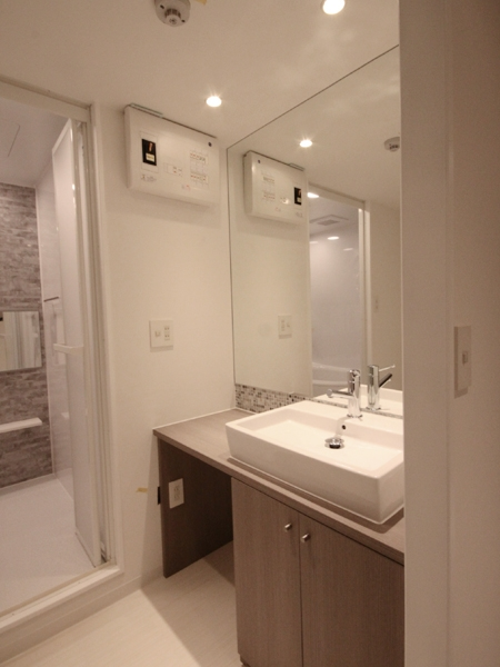 WNYの部屋 洗面所