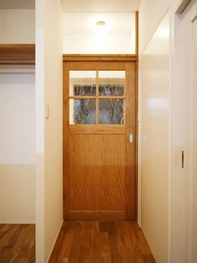 廊下ドア (haco.)