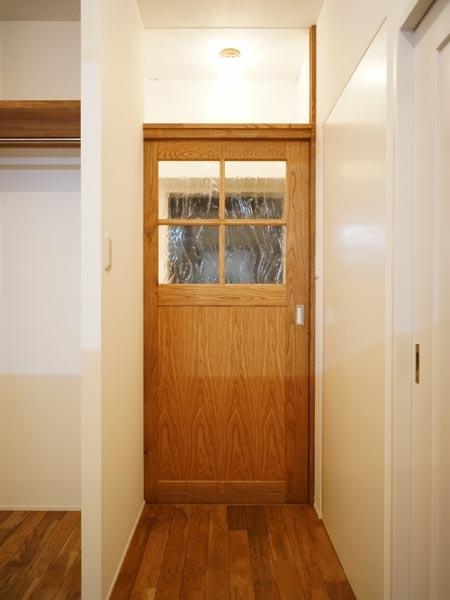 haco.の部屋 廊下ドア