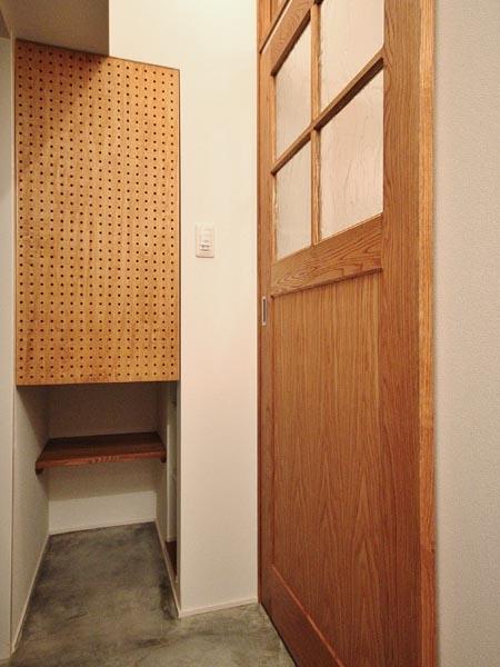 haco.の部屋 玄関