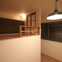 子供部屋(造作ベッド)
