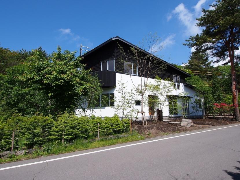 建築家:井野勇志「軽井沢 食癒の家」