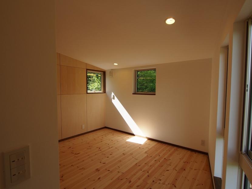 軽井沢 食癒の家の部屋 寝室