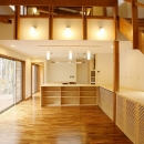 軽井沢 浅間山の家