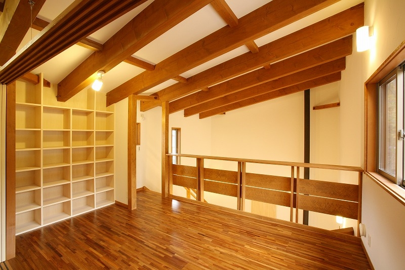 軽井沢 浅間山の家の写真 子供部屋