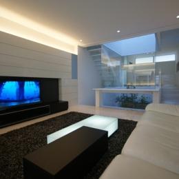 ht house (リビング)