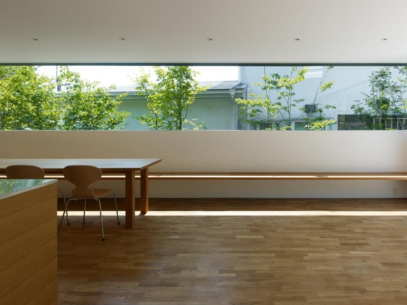 建築家:栗原隆建築設計事務所「梅が丘の家」