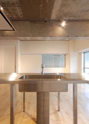 MÖBIUSの写真 キッチン2