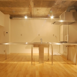 キッチン3 (MÖBIUS)