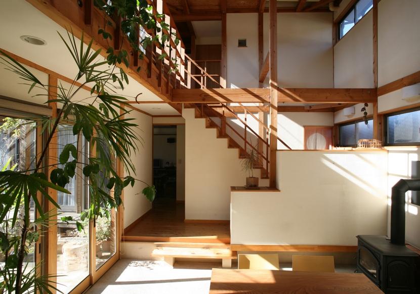 建築家:八島 隆「土間のある家」