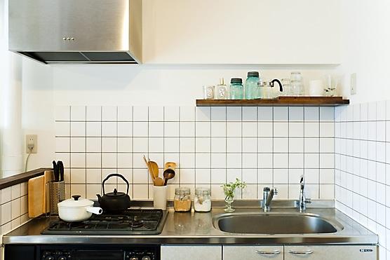 代々木のDINKSの住まいの写真 キッチン