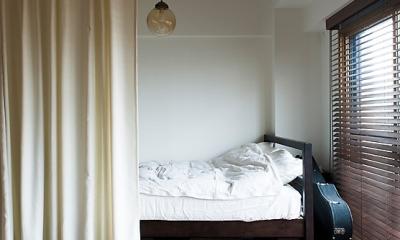 代々木のDINKSの住まい (ベッドスペース)