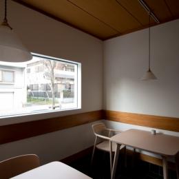 建築家 DIGDESIGNの住宅事例「天ぷら 栗天」