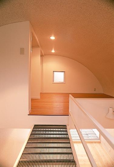 K house-1の部屋 屋根裏