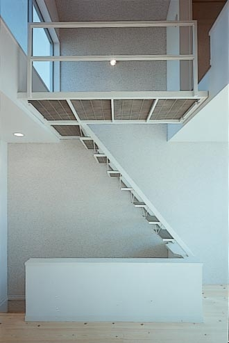 K house-1の部屋 階段