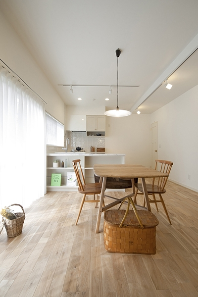 兵庫県K邸2の写真 ダイニングキッチン2