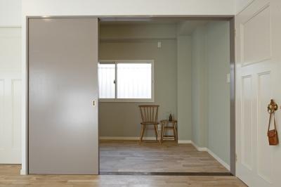 寝室 (兵庫県K邸2)