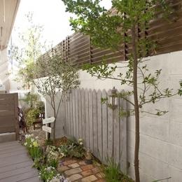 兵庫県K邸2 (ガーデン)