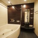 セイワビルマスターの住宅事例「case100・リノベーションで手にいれた、ホテルライクな暮らし。」