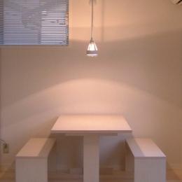 O house-1 (食堂 台所)