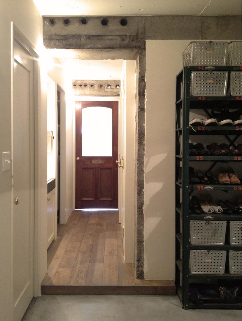 house k/iの部屋 エントランス3