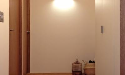 house n/k (エントランス)