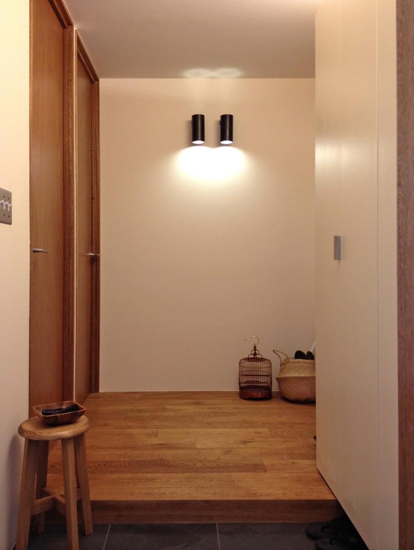 house n/kの部屋 エントランス